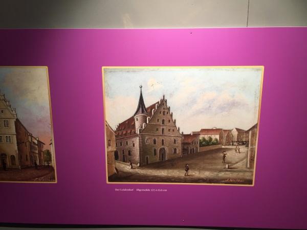 Ausstellungen im Rathaus Kitzingen