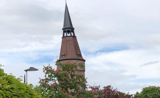 Falterturm von Kitzingen